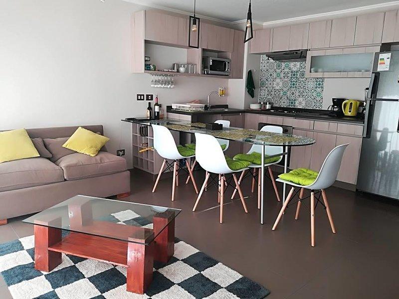Departamento Reñaca Viña del Mar, holiday rental in Renaca
