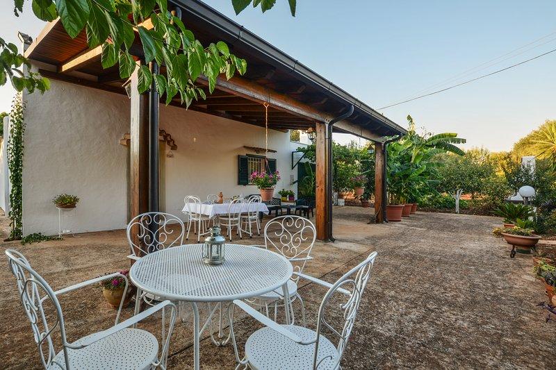 Casolare del Pergolato, holiday rental in Capece