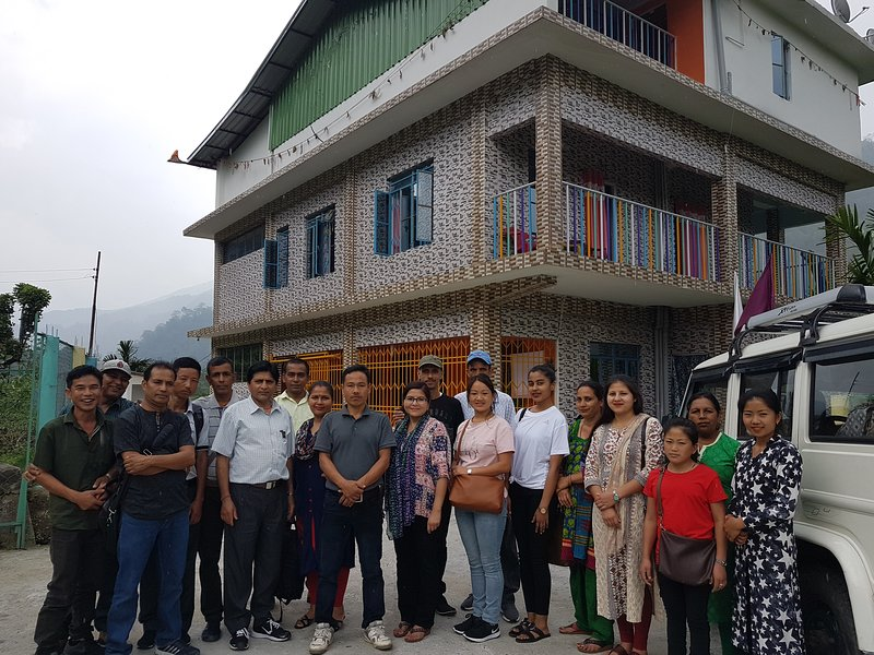 RITIKA HOMESTAY, Jhalong, Kalimpong, West Bengal, India - Bedroom 101, holiday rental in Kalimpong District