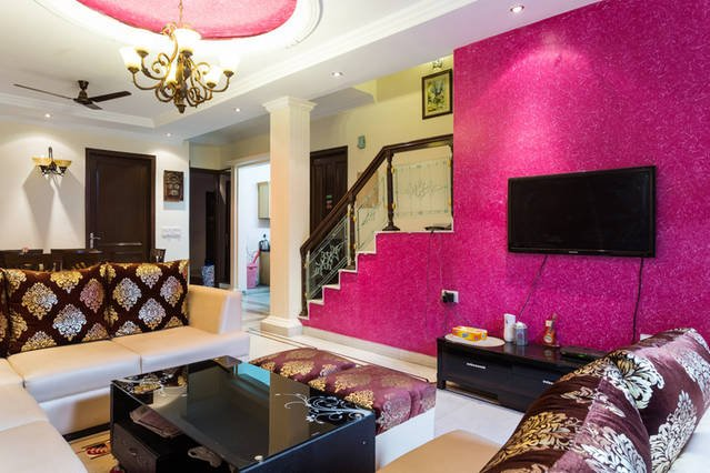 The Purple Orchid: Luxurious & Neat, vacation rental in New Delhi