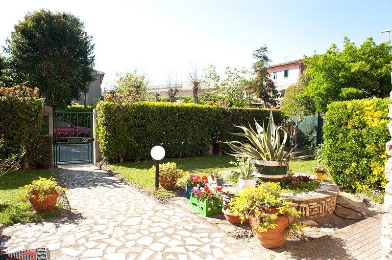 Internal Garden View