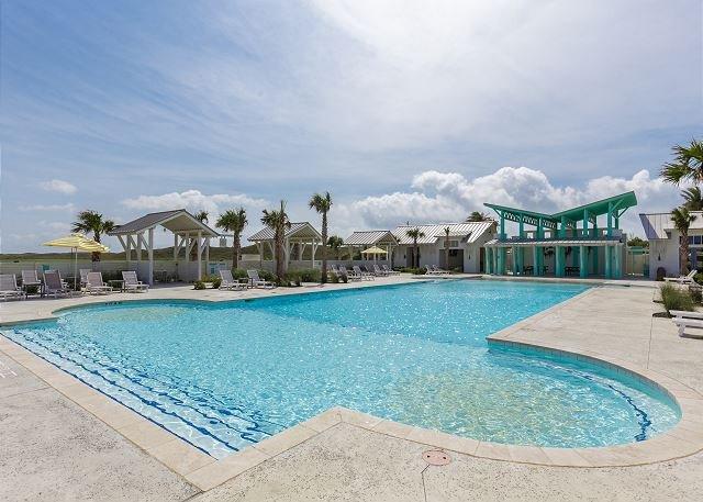 Sunflower Beach Pool