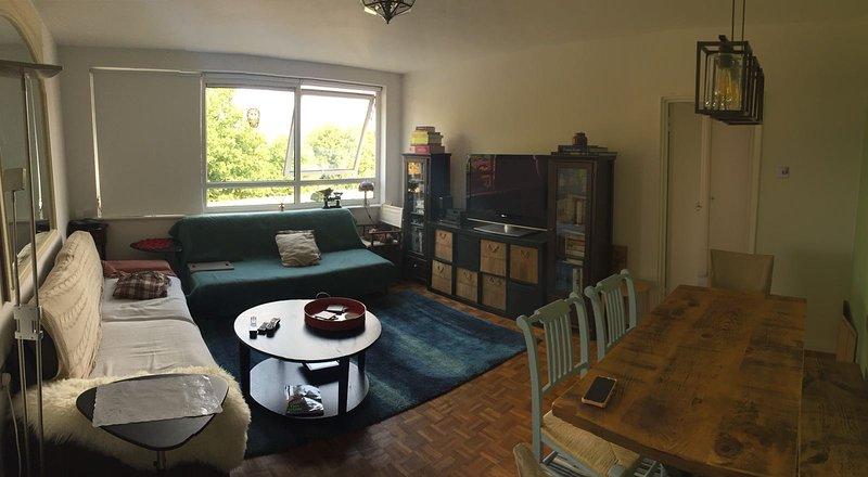 One bedroom Boho-Chic flat in South East London, aluguéis de temporada em Beckenham