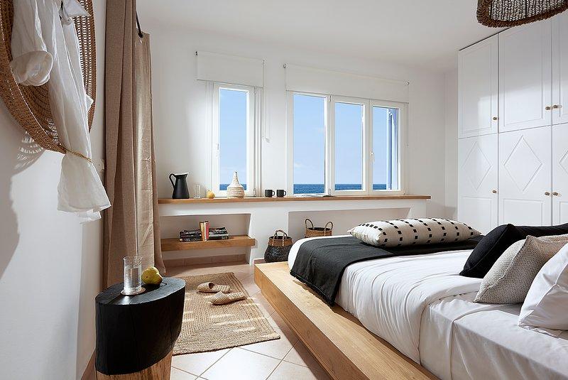 Master sea view bedroom