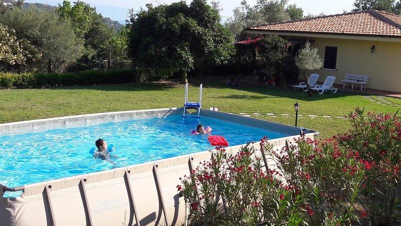 pool 7,5x4 june-september open