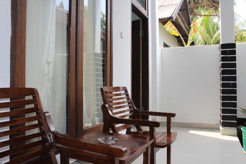 Pondok Wildan Guest House: Room 11, holiday rental in Mataram