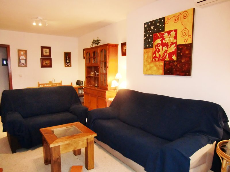 DINING ROOM, WITH SATELLITE TV, WIFI, DVD, MOVIES, AIR CONDITIONING STEREO HIFI, BOOKS,HEATING