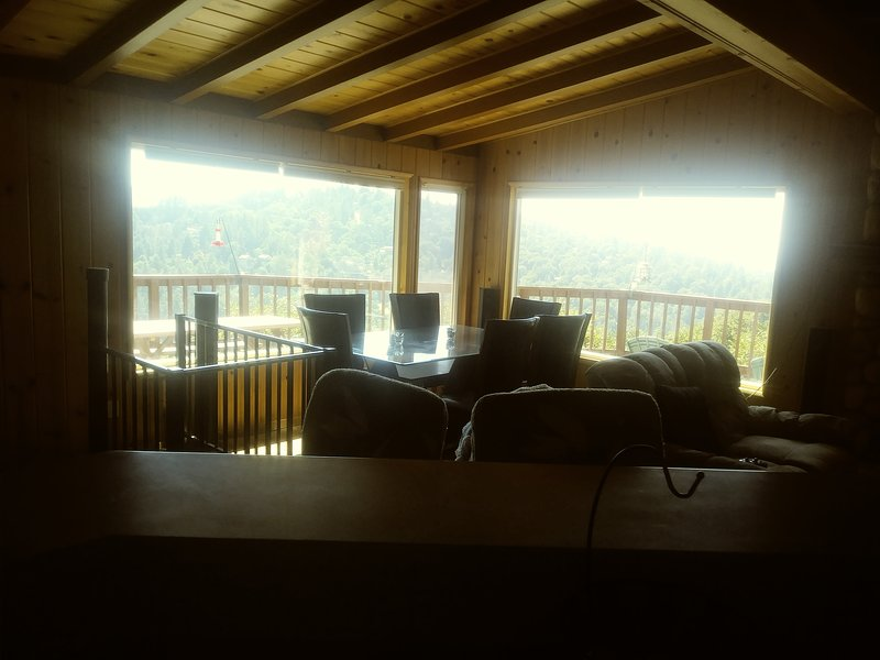 Lake view, vacation rental in Crestline