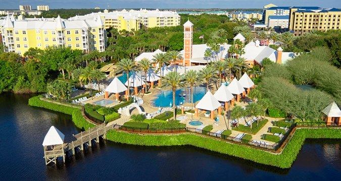 Hilton Grand Vacations Club At Seaworld Has Internet