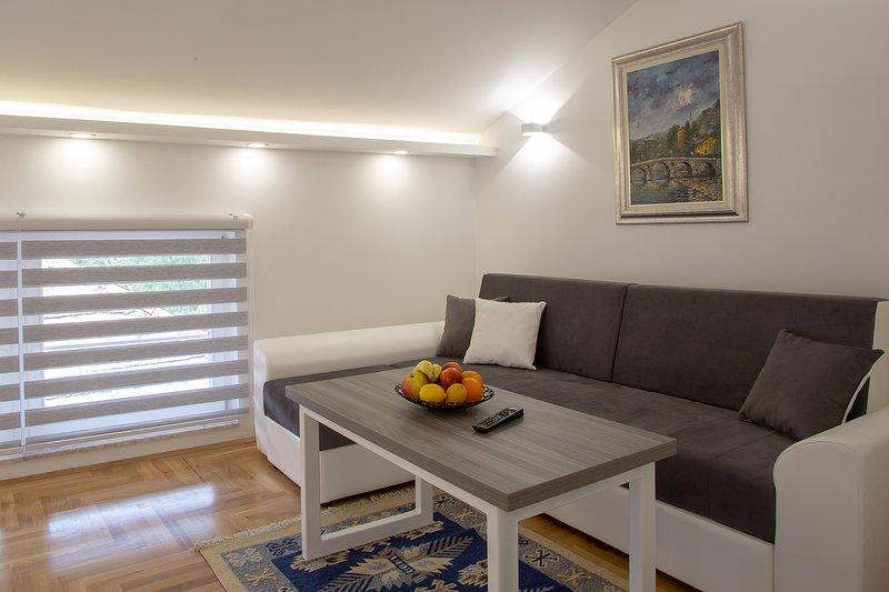 Guest House Hendek: Apartment Ćeif, alquiler vacacional en Pale