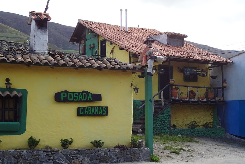 Posada y Cabañas Amistad Turística, vacation rental in Andean Region