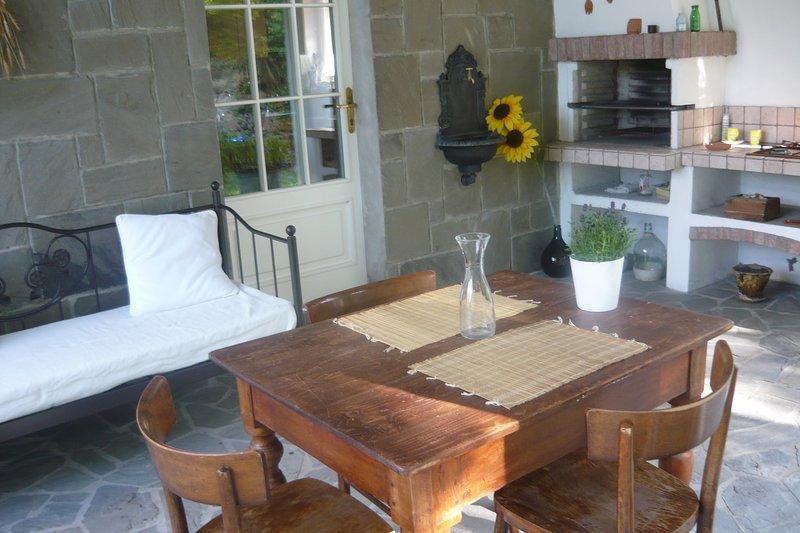 BED AND BREAKFAST ' Il Giardino  Segreto', holiday rental in Calestano