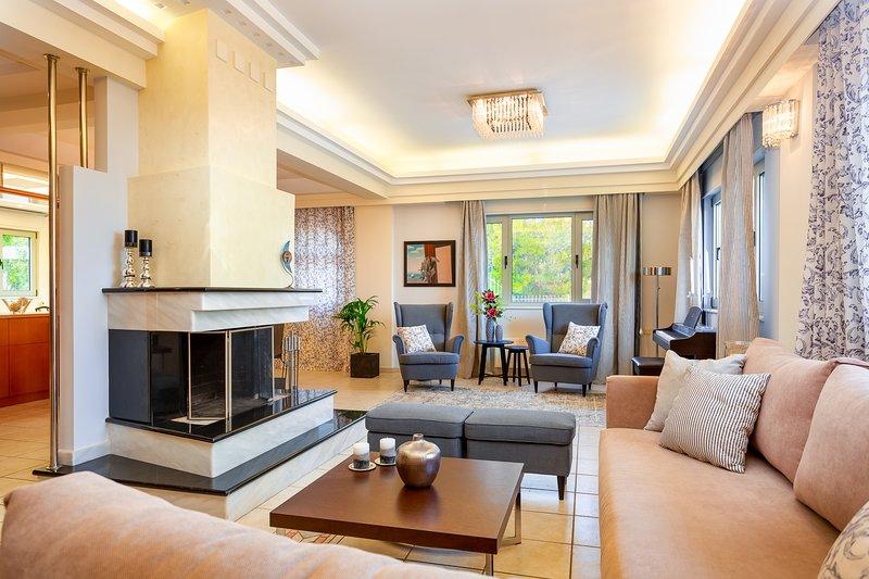 Villa Kallena an elegant and hospitable house, alquiler de vacaciones en Ierapetra