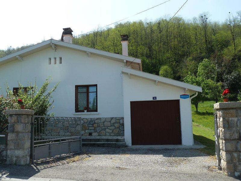 A Casa de Gatusse, perto da FOIX 09