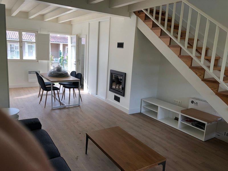 Wohnzimmer Küche