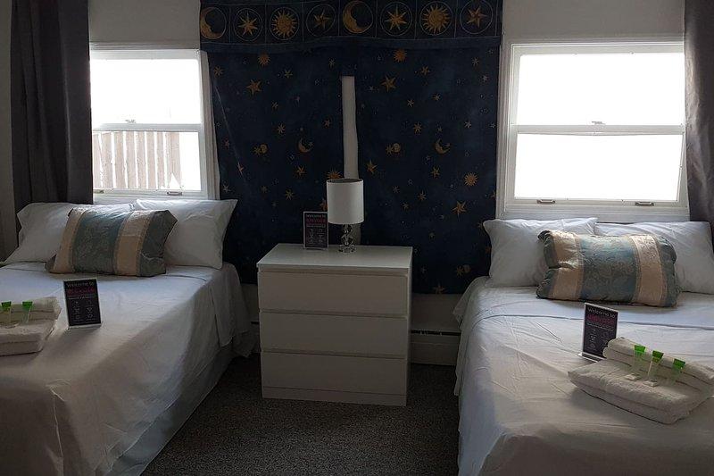 Crestview Guest House-Double Bed B10, location de vacances à Chapleau