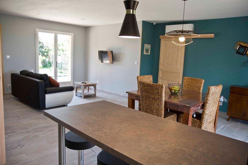 Gîte de tourisme 3 étoiles, holiday rental in Saint-Arroumex