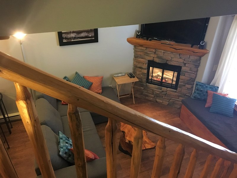 Ski In Big White Townhome w private HotTub and garage, vacation rental in Big White