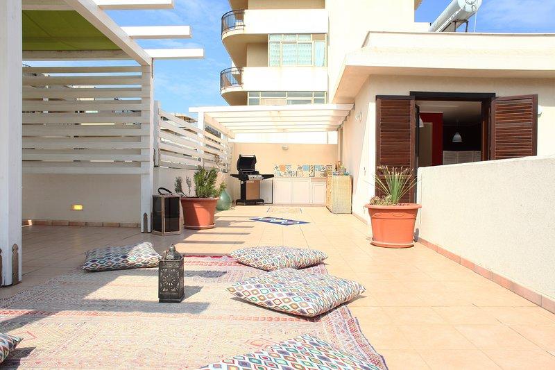 appartamento venere 43, vacation rental in Trapani