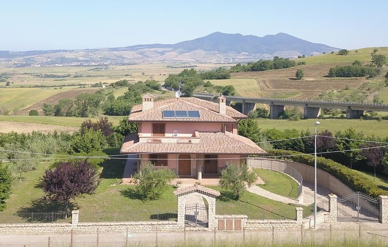 B&B Villa Ulivi, holiday rental in Acerenza