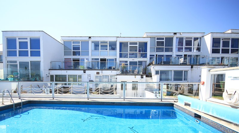 Seascape Heights, holiday rental in Newquay