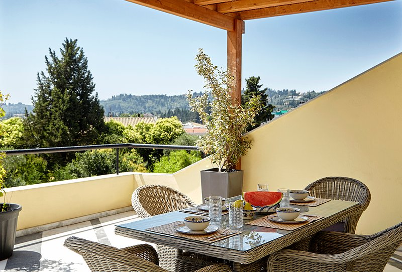 Parallel Apartment, vacation rental in Gouvia