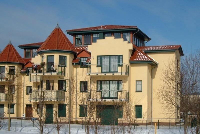 Exklusive strandnahe 4-Zimmer-Ferienwohnung in zentraler Lage, holiday rental in Seebad Bansin