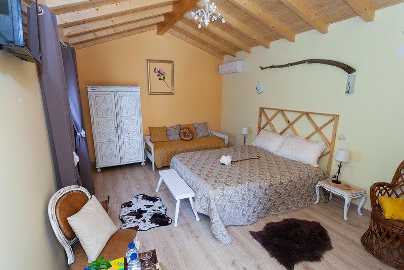 Magnolias Cottage, location de vacances à Gondramaz