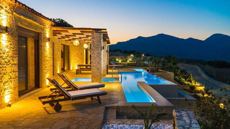 Elena Villa Near Falasarna Famous Beach, Chania, holiday rental in Falassarna