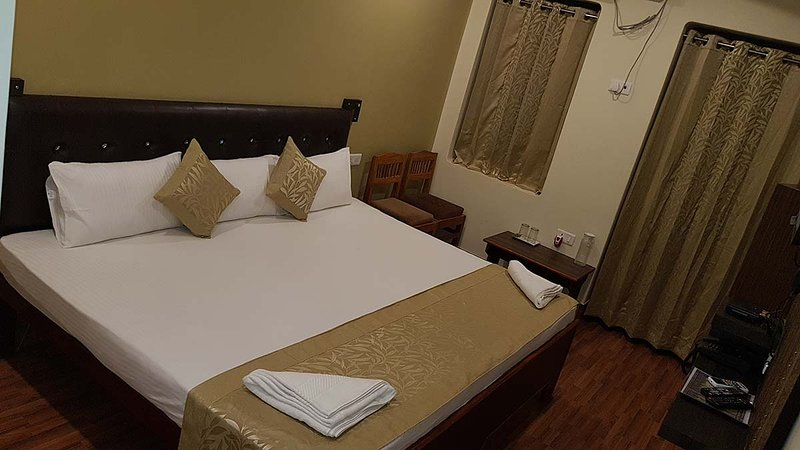 Deluxe Triple Room 1 - Varanasi Heritage Home Stay Guest House in Budget Rate, casa vacanza a Varanasi