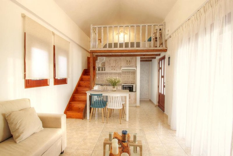 Casa con vista apartment, holiday rental in Choumeriakos