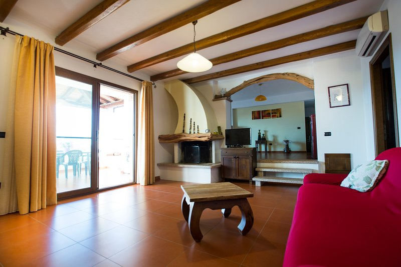 Torre di Barì Quadrilocale N°8 Extra Large, holiday rental in Bari Sardo