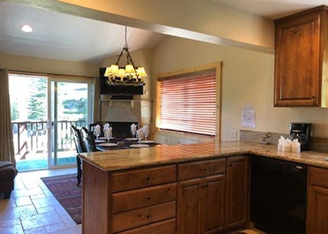 3rd level main kitchen