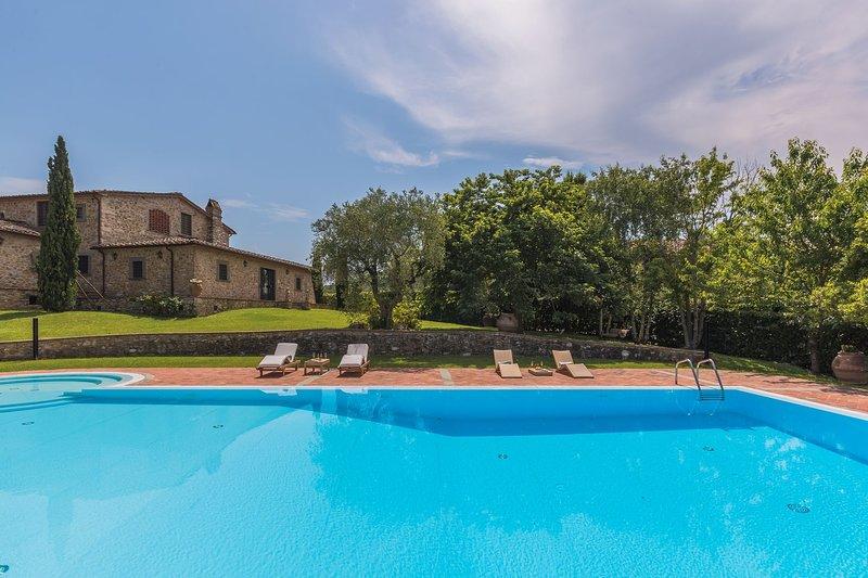 Villa Gabriella, vacation rental in Monsummano Terme
