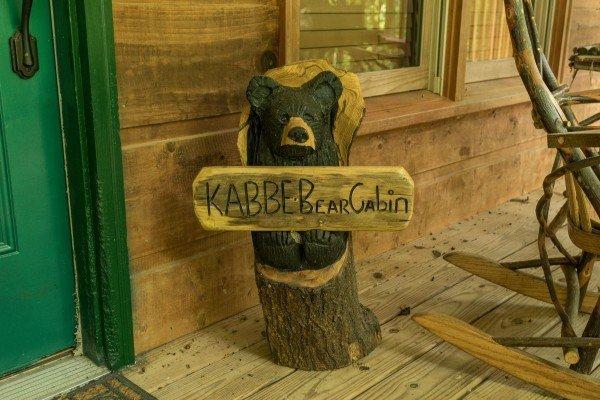 Kabbe Bear Cabin