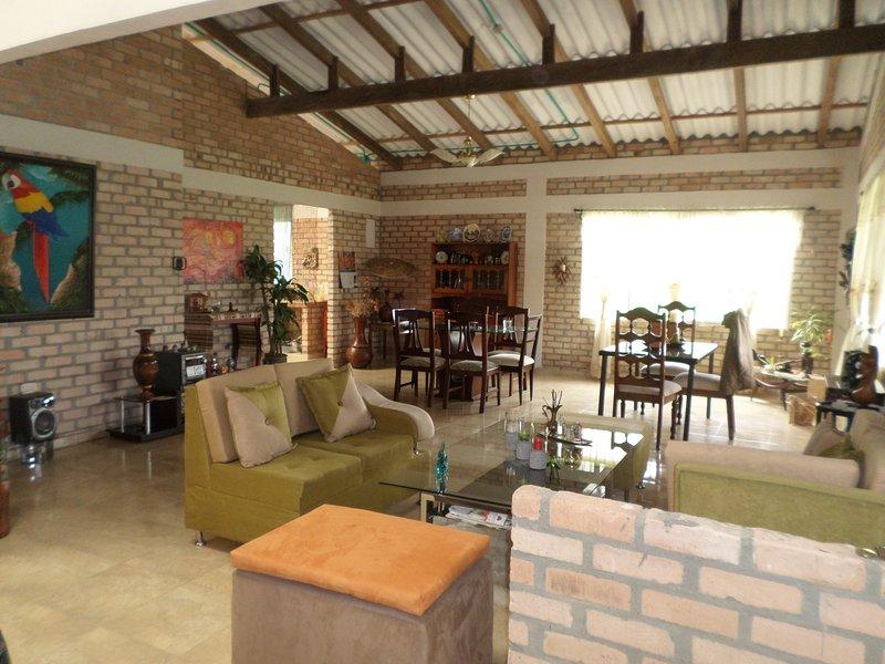CASA CAMPESTRE ECOTURISTICA, alquiler de vacaciones en Popayán