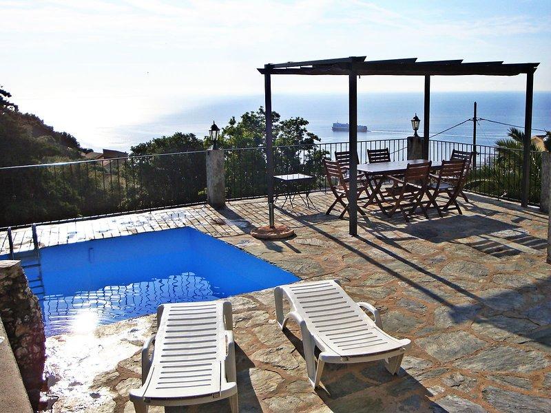 BELLA VISTA, casa vacanza a Ville-di-Pietrabugno