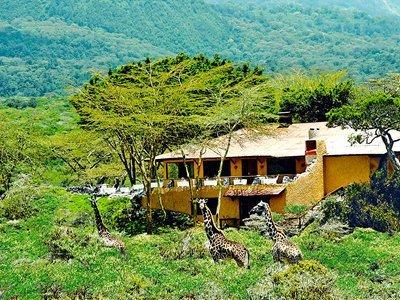 Africa Sasa - Hatari Lodge Deluxe 6, location de vacances à Région d'Arusha