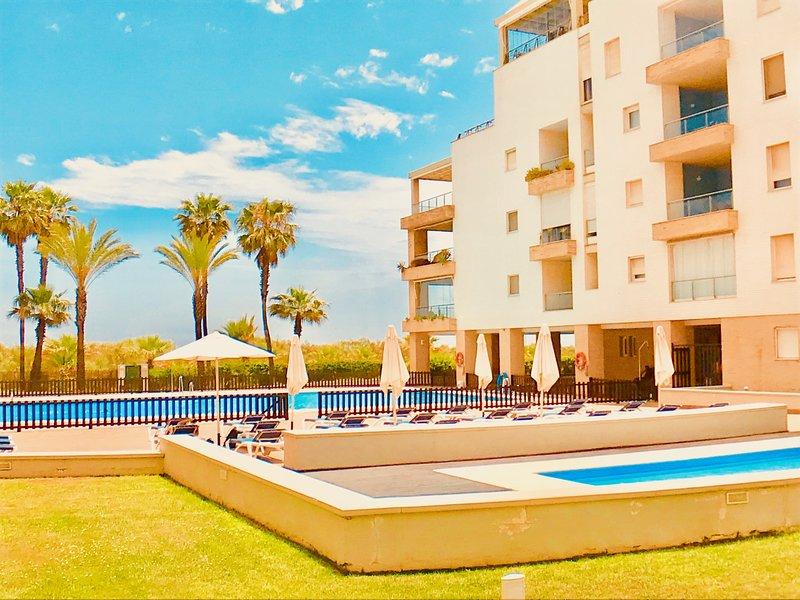 My Sunny Apt - Fantástico apartamento bajo en Punta del Moral, holiday rental in Punta del Moral