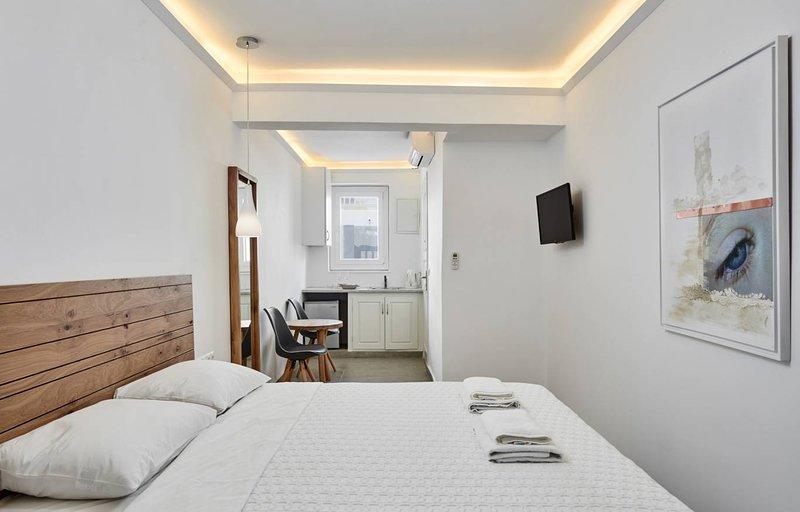 AK Mykonos Apartments A, holiday rental in Agios Sostis