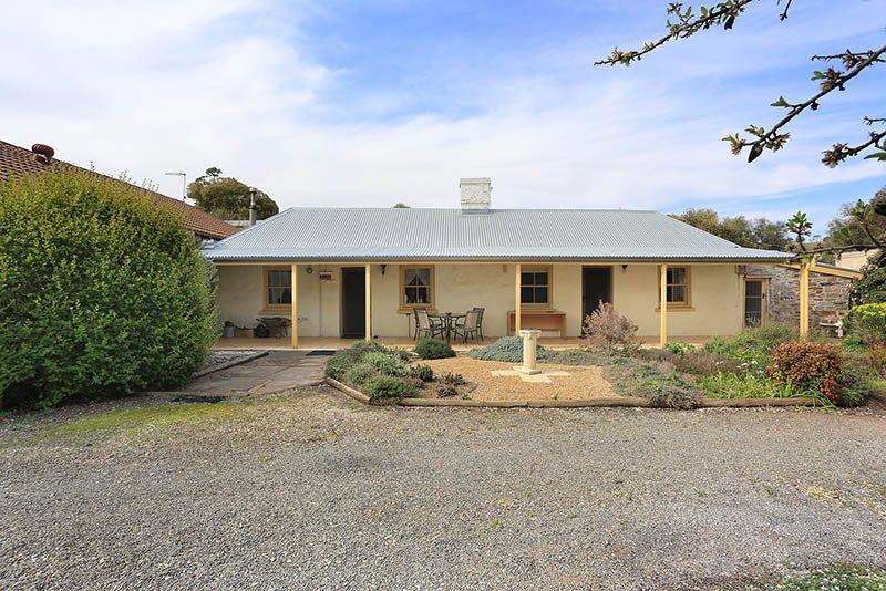 McBride Cottage c1851