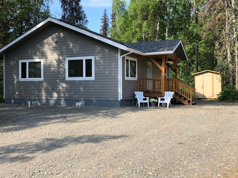 Talkeetna Eastside Getaway Cabin, location de vacances à Sunshine