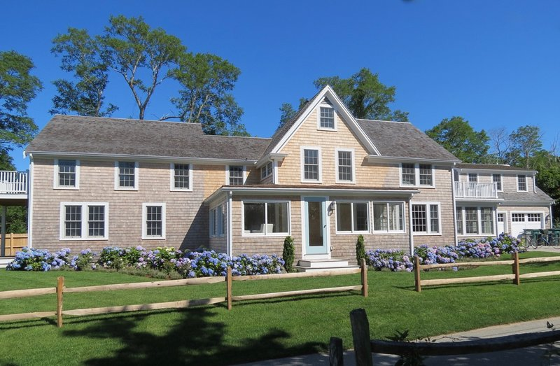 Renovated rambling beauty is full of nooks, crannies and Cape Cod charm.