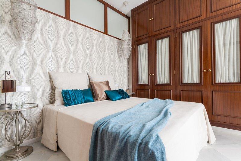 Green Apartments Sierpes: Apartamento Deluxe con Balcón, holiday rental in La Campana