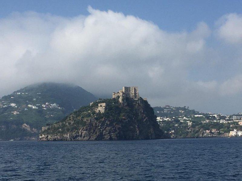 Casal San Domenico - Vista Castello, holiday rental in Ischia Porto