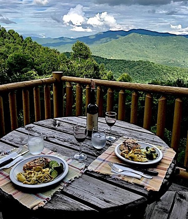 5 Star Dining, Al'Fresco - Compliments of a recent Guest