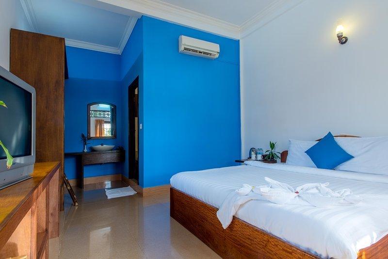 eOcambo Village - Superior Double Room 2, location de vacances à Sueydongkorn