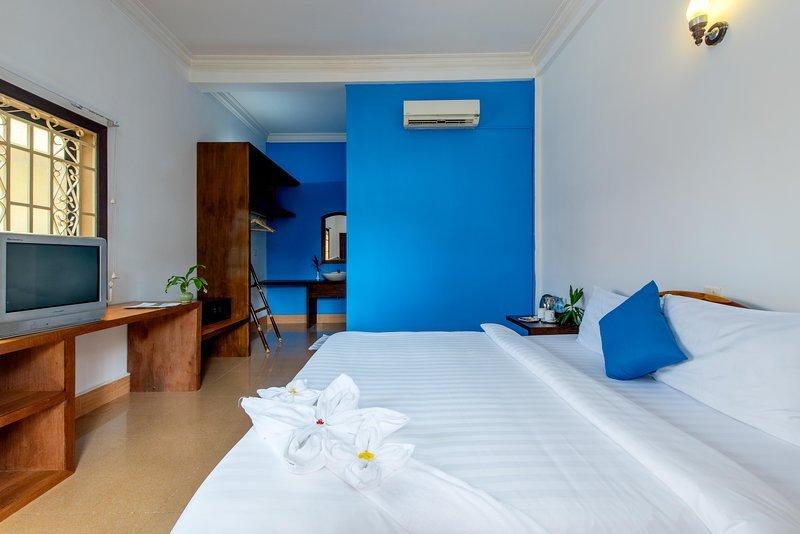 eOcambo Village - Superior Double Room 4, location de vacances à Sueydongkorn