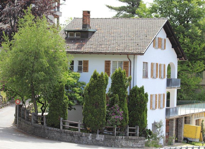 Chalet Cuore delle Alpi - Suite Pescium, alquiler de vacaciones en Bedretto