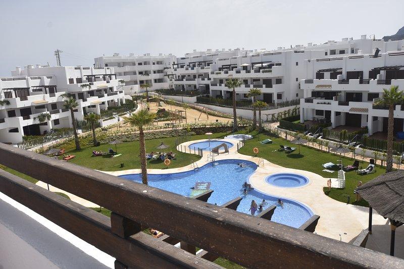 F4303 Stunning Penthouse Property, holiday rental in San Juan de los Terreros